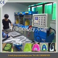 factory sales KPU shoes upper making machine, kpu molding machine, sport shoes making machine in dongguan