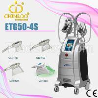 vacuum cold hammer massage freeze fat slimming cryolipolysis machine