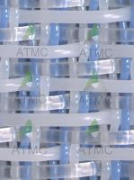 Double layer polyester forming fabric for paper industry in low price