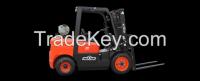 Gasoline / LPG  forklift truck 1.5 tons
