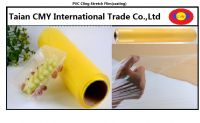 PVC cling shrink film(casting)