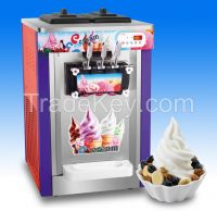 Europe standard table top ice cream maker