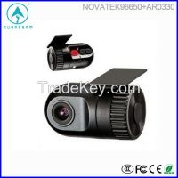 HD 1080P Dash Cam G-sensor NTK96650+AR0330 Car DVR