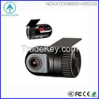 HD 1080P Dash Cam G-sensor NTK96650+AR0330 Car DVR
