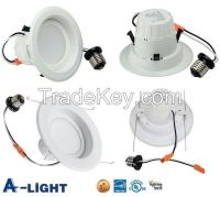 UL cUL 12V Can Housing Light Led Dimmable Recessed Downlight