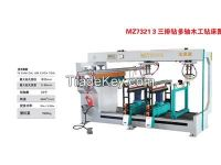 MZ73213 Three Rows Multi-Boring Machine