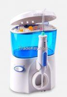 Upgraded home use oral irrigator dental spa