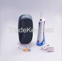 Rechargeable oral irrigator water flosser with three working modes