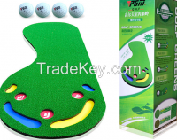 indoor Golf push rod