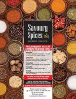 Savoury Spices