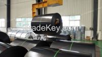 Mill of black annealed steel coil