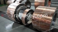 Supply the copper clad composite steel coil