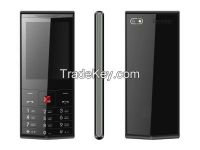 K127 , Dual SIM Card , T-Flash Card (up to 32GB) , with camera