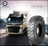 Truck And Bus Radial Tires (TBR)