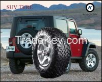 High Performance  SUV Tyre, Light Truck Mud Tyre/Tire