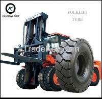 China high quality forklift tyres