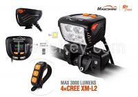 Magicshine 3000Lumens MTB LED Eagle F3