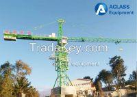 QTZ63(TC5013) overhead 6 ton crane remote control tower crane