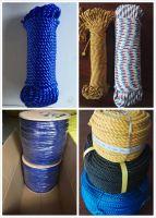 pp/pe/nylon/polyester rope