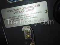 Heidelberg Offset Printers