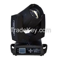 5R Beam Moving Head Light 200W  Light Show Equipment