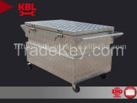 Movable Aluminum Tool Box for Trucks/Manufactures (SITEBOX)