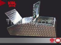 Aluminum underbody Tool Box/Cabinet with 2 doors (GWS1770)