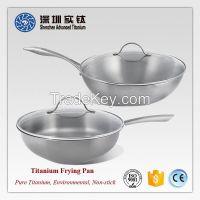 Healthy Titanium Camping Cookware and Pot Manufacturers