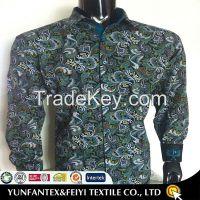 2015 latest cotton super cotton long sleeve formal shirt designs for men