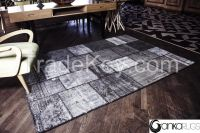 Turkish Vintage Patchwork Carpets & Rugs