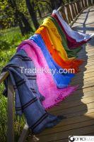 Vintage Hemp Kilim Rugs(Dyed & Undyed)