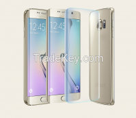 Transparent tempered glass screen protector for iphone 6/6plus 5/5s/5c samsung s6/s6 edge note4