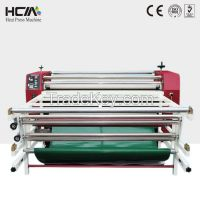 Digital fabric sublimation calender printing machine