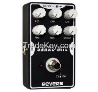 "Caline ""Snake Bite"" Reverb Guitar Effect Pedal CP-26"