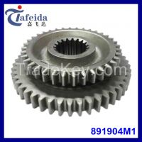 Tractor Gear for Massey Ferguson, MF Agricultural Tractor Spare Parts, Transmission Components, 891904M1, 36T/46T, Transmission Gear