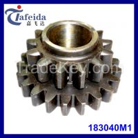 Transmission Reverse Gear For Massey Ferguson, MF Tractor Parts, Transmission Components, 183040M1, 13T / 21T, Cluster Reverse Gear