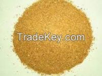 born meal, corn gluten meal, fish meal, chicken feed, soybean meal, hay, catt..