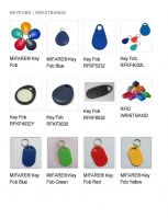 Smart Cards, RFID cards and Keyfobs and Wristbands, Card Readers, Software