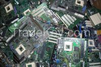 used computer motherboard