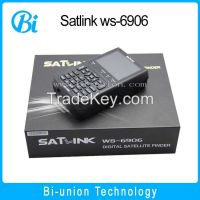 professional satellite finder satlink ws 6906 satellite finder