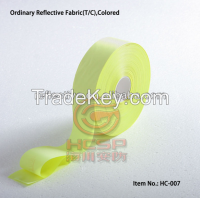 Colored Reflective Fabric(T/C)