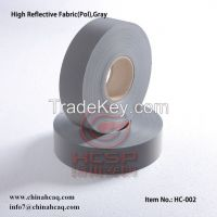 High Reflective Warning Fabric Material for Safety Wear