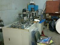 REVISED! Paper cup making machine and Automatic paper/board cutting machine