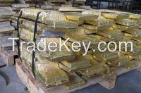 pure copper ingots 99.99%