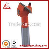 Cylinder drill bit, Hinge boring drill bit