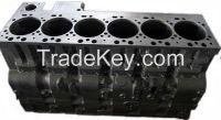 Cylinder block for ISUZU 4BD1/4BD1T/6BD1/6BD1T/4JB1/4JB1T