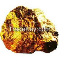 Iron Ore, Coal, Talc, Gold, Zinc Ore, Copper Ore,manganese ore, tantalite, Chromium and limestone