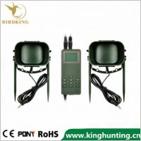 Outdoor Hunting Bird Call MP3 Player 50W Loud Speakers Timer with camouflage Bag