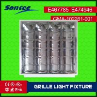 4X18W T8 sontec brand China factory Grille lamp T8 Residential Lighting