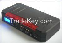 Super Capacity 16500mAh Car Jump Starter Emergency Battery Charger
